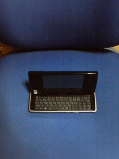 WillcomD4キーボード